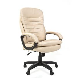 Компьютерное кресло для руководителя Chairman 795 LT Светло-бежевый