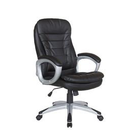 Кресло для руководителя в офис Riva Chair 9110 черный