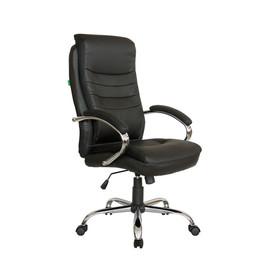 Кресло для руководителя в офис Riva Chair 9131 черный