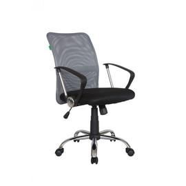 Офисное кресло Riva Chair 8075 серая сетка