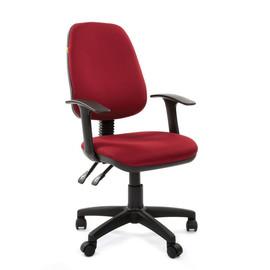 Компьютерное кресло Chairman ch 661 Бордовый 15-11