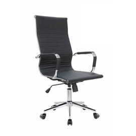 Кресло для руководителя в офис Riva Chair 6002-1 S черный