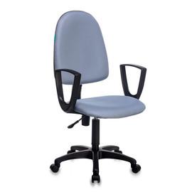 Офисное кресло Бюрократ CH-1300N/GREY серый Престиж+ 15-48