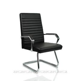 Офисное кресло для посетителей LIN-M Vi (C2W)