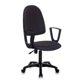 Офисное кресло Бюрократ CH-1300N/BLACK черный Престиж+ 15-21
