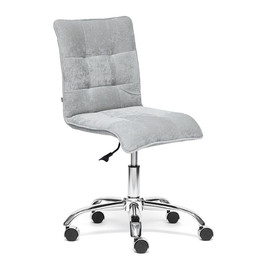 Кресло офисное «Zero» Серая ткань TetChair