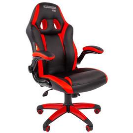 Кресло для геймеров Chairman Game 15 Красное