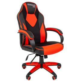 Кресло для геймеров Chairman Game 17 Красный