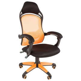 Кресло для геймеров Chairman Game 12 Оранжевое