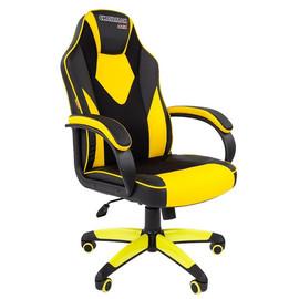 Кресло для геймеров Chairman Game 17 Желтый