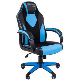 Кресло для геймеров Chairman Game 17 Голубой