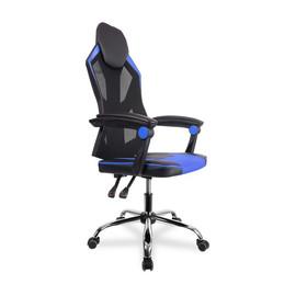 Кресло для геймеров College CLG-802 LXH Blue
