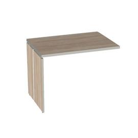 Брифинг-приставка к столу Bella Vita для кабинета руководителя арт. BV-1.18 900х750х765 Дуб Сонома