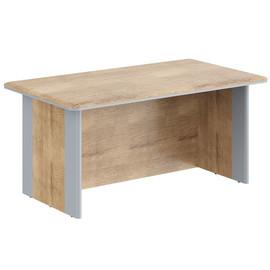 Стол руководителя в офис DST 1690H Дуб Каньон Dioni 1600х900х750