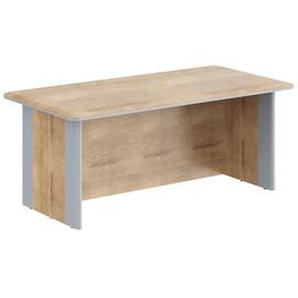 Стол руководителя в офис DST 1890H Дуб Каньон Dioni 1800х900х750