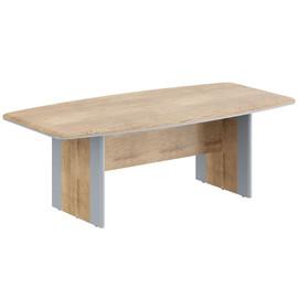 Стол переговорный в офис DCT 2211 Дуб Каньон Dioni 2000х1000х750