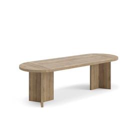 TERRA Стол переговоров (250x90xh76см) Капучино