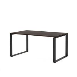 ROTONDA СТОЛ L160 (160x90xh77см) Черный-венге