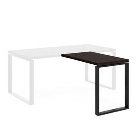 ROTONDA Приставка 100x60 (100x60xh77см) Венге-черный