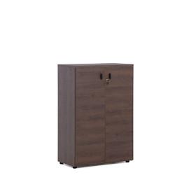 LAVA Шкаф H.121 деревянные двери ТАБАК 80x44xh121смLAVA Шкаф H.121 деревянные двери ТАБАК 80x44xh121см