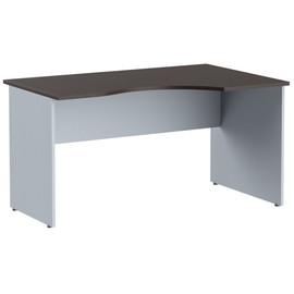 Угловой стол письменный IMAGO SKYLAND СА 2 Венге/металлик 1400х900х755 Правый