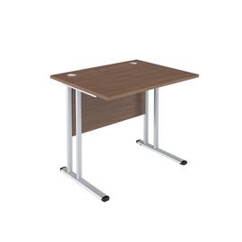 Стол письменный на металлокаркасе СП-1М Орех IMAGO SKYLAND 900х720х755