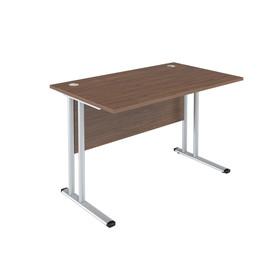 Стол письменный на металлокаркасе СП-2М Орех IMAGO SKYLAND 1200х720х755