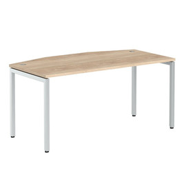 Стол письменный для руководителя XSET 169 Дуб Сонома Xten-S 1600х867х750