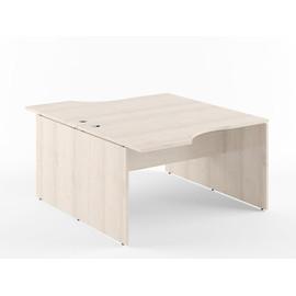 Стол письменный на 2 рабочих места X2CET в офис 169.3 Бук Тиара XTEN