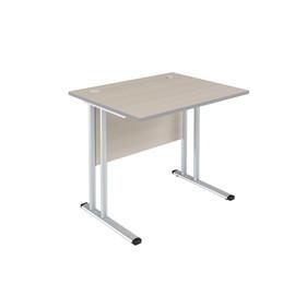 Стол письменный на металлокаркасе СП-1М Клен IMAGO SKYLAND 900х720х755