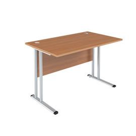 Стол письменный на металлокаркасе СП-2М Груша IMAGO SKYLAND 1200х720х755