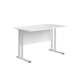 Стол письменный на металлокаркасе СП-2М Белый IMAGO SKYLAND 1200х720х755