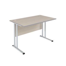 Стол письменный на металлокаркасе СП-2М Клен IMAGO SKYLAND 1200х720х755