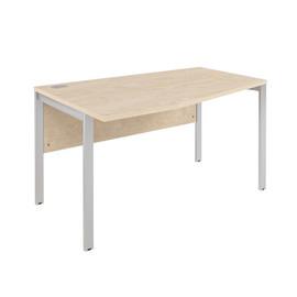 Стол письменный угловой левый XMCT 149 (L) Бук Тиара XTEN-M 1400х900х750