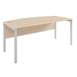 Стол письменный для руководителя XMET 189 Бук тиара XTEN-M 1800х914х750