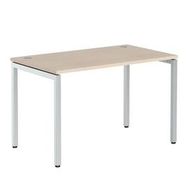 Стол письменный на металлокаркасе в офис XSST 127 Бук тиара Xten-S 1200х700х750