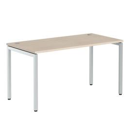 Стол письменный на металлокаркасе в офис XSST 147 Бук тиара Xten-S 1400х700х750