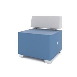 Модуль прямой одноместный М2-1D серии Unlimited space toForm 650*650*h730