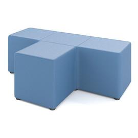 Пуф фигурный M22-4P серии Tetris toForm 1350*900*h450