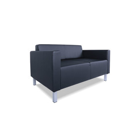 Двухместный диван Евро (ШхГхВ - 122х77х70 см.)