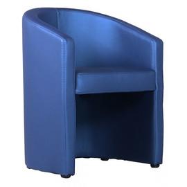 Кресло Форум стационарное, (пластиковые опоры) Euroforma (60х56х80см)