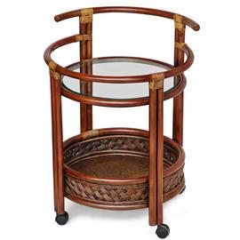 Барный столик «Андреа» Античный Орех TetChair