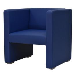Кресло Бриф  синий Mebelic