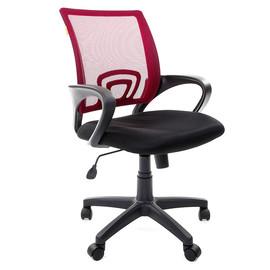 Офисное кресло Chairman ch 696 Бордо