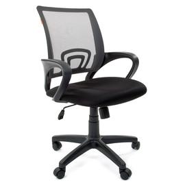 Компьютерное кресло Chairman ch 696 Серый