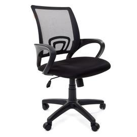 Компьютерное кресло Chairman ch 696 Черный