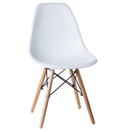 Стул Eames DSW белый Stool Group