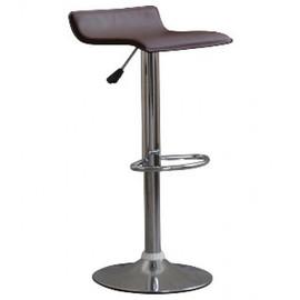 Барный стул Хай-Тек коричневый Stool Group