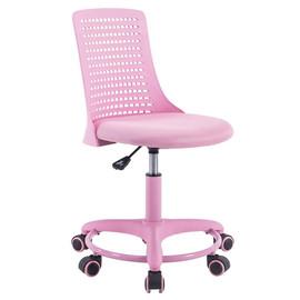 Кресло компьютерное Kiddy Ткань, Розовый TetChair
