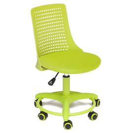 Кресло компьютерное Kiddy Ткань, Салатовый TetChair
